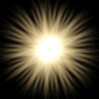 Starburst achtergrond vector