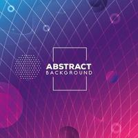 abstracte achtergrond met levendige paarse en roze kleuren vector
