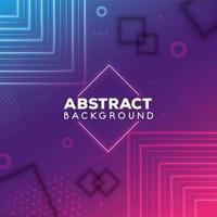 abstracte achtergrond met levendige paarse en roze kleur vector