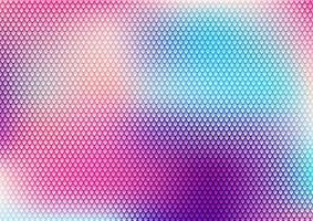 abstracte regenboogkleur wazig achtergrond en textuur. vector