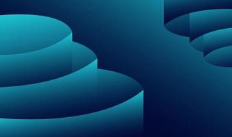 moderne abstracte gradiënt geometrische achtergrond vector