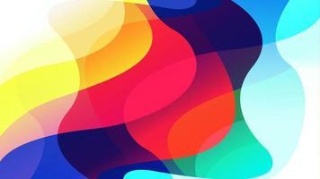 abstracte achtergrond met dynamisch effect. modern patroon geschikt voor behang, banner, achtergrond, kaart, boekillustratie, bestemmingspagina, cadeau, omslag, flyer, rapport, bedrijf, sociale media vector