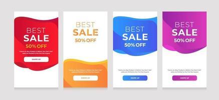 abstracte achtergrond beste verkoop 50 korting vector