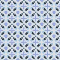 naadloze moderne batik met zachte kleur vector