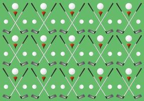 Unieke Vintage golfpatroon vectoren