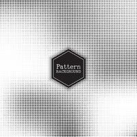 Abstract gekwadrateerde patroon achtergrond vector