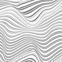 Abstracte lijnen achtergrond vector