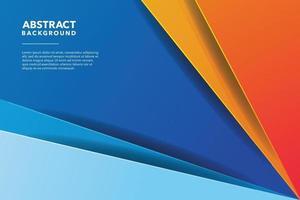 kleurrijk abstract ontwerp als achtergrond