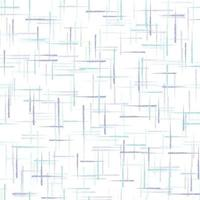 naadloze eenvoudige geometrische patroonachtergrond van lijn en vierkante vorm vector