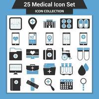 medische pictogramserie