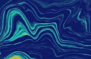 vloeibare kunst marmeren schilderij textuur achtergrond. trendy natuur marmeren patroon. stijl bevat de wervelingen van marmer of de rimpelingen van agaat. vector