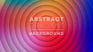 abstracte gradiënt patroon achtergrond. kleurrijke websjabloon voor spandoek. vector illustratie