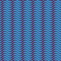 golvend patroon, abstract patroon blauw en magenta achtergrond gratis vector