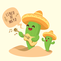 Cinco De Mayo illustratie vector
