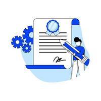 pictogram bedrijfsconcept vector