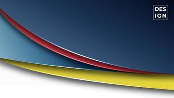 kleurrijke gradiënt moderne abstracte achtergrond. geometrische vormen achtergrond. kan gebruiken voor zaken, presentatie, webbanner, achtergrond. vector