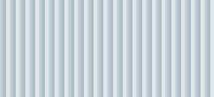 witte en lichtblauwe achtergrond en textuur van het gradiënt verticale gewaagde lijn naadloze patroon