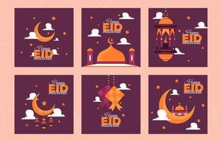 eid mubarak groet seizoen sociale media plaatsen