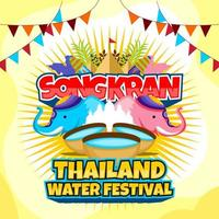 songkran waterfestival ontwerp