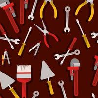 set hulpprogramma's constructie patroon