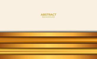abstracte bruine en gouden achtergrond vector