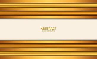 abstract ontwerp bruine en gouden achtergrond vector