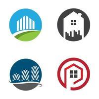 huis logo afbeeldingen instellen