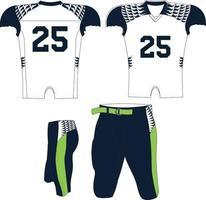 volwassen wingback compressie jersey