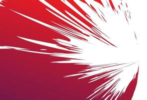 abstracte rode aquarel penseelstreek achtergrond