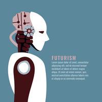 Persoon voor de toekomst