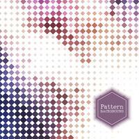 Abstracte patroonachtergrond vector