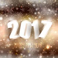 Gelukkig Nieuwjaar achtergrond vector
