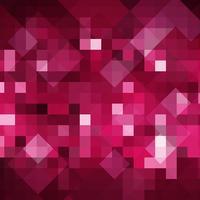 Abstracte geometrische Valentijnsdag achtergrond vector