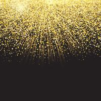 Confetti en streamers vector