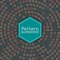 Reto patroonachtergrond vector