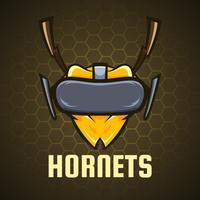 Unieke mascotte-vectoren van insecten