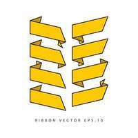 lint compilatie label vector sjabloon ontwerp illustratie