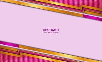 achtergrond abstracte stijl goud en paars