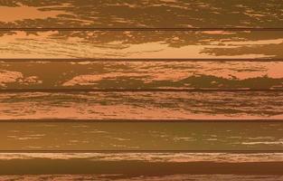 warme bruine natuurlijke houten achtergrond vector