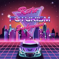 futurisme vector