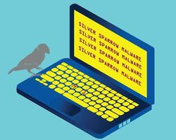 zilveren mus malware