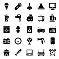 moderne huistoestellen stickers