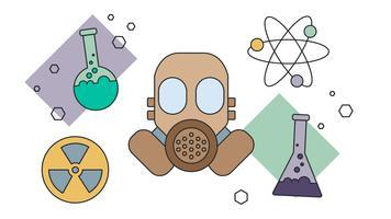 Giftige Vector