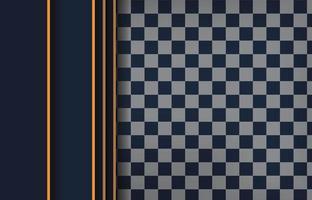 moderne zwarte abstracte ontwerp geometrische achtergrond vector