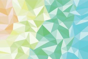 abstracte moderne kleurrijke achtergrond. vector geometrische patroon. zachte kleuren