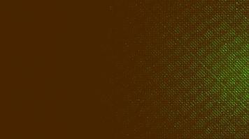 gele en groene microchip op technologieachtergrond, vintage en veiligheidsconceptontwerp vector