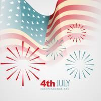 Onafhankelijkheidsdag vector