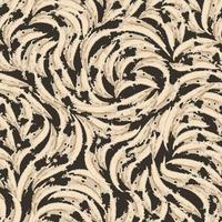 naadloze patroon van abstracte driekleurige gescheurde vormen. textuur voor stoffen of inpakpapier
