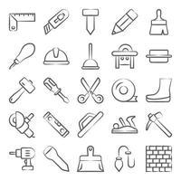 bouwgereedschap en uitrusting