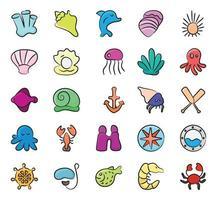 onderzeeër en zeedieren
